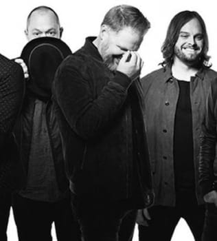MercyMe Earns Two GRAMMY® Nominations
