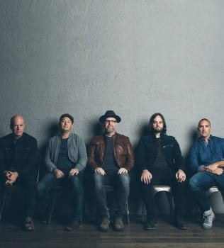 GRAMMY® Nominated MercyMe Achieves Gold And Triple Platinum Certification