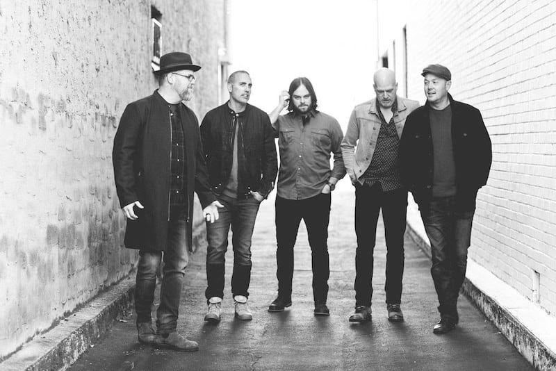 "MercyMe's ""Grace Got You"" Tops Multiple Radio Formats"