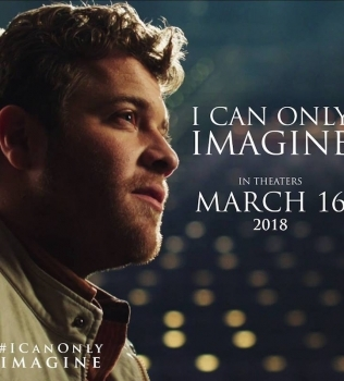 "Watch the ""I Can Only Imagine"" Movie Teaser Trailer"