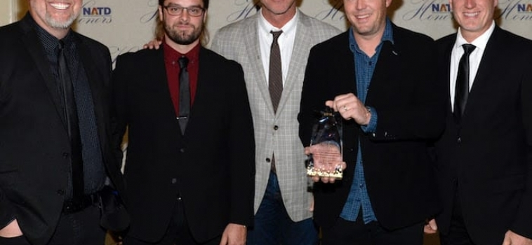 8th Annual NATD (Nashville Association of Talent Directors) Honors Gala Recognizes MercyMe