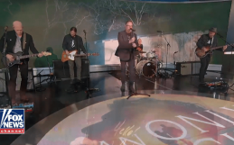 "MercyMe Performs ""I Can Only Imagine"" of Fox and Friends"